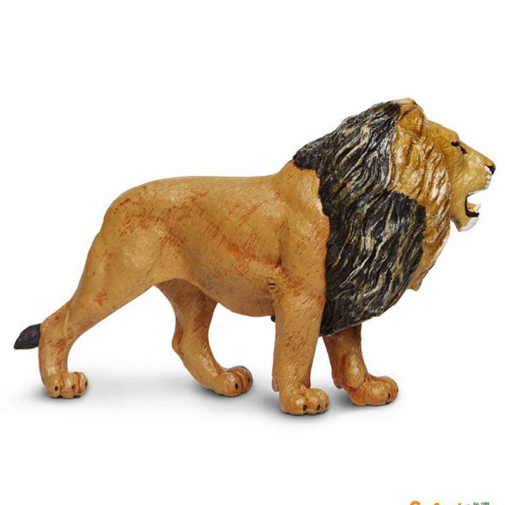 Mammal Figures - Lion Wildlife Wonders Safari Ltd