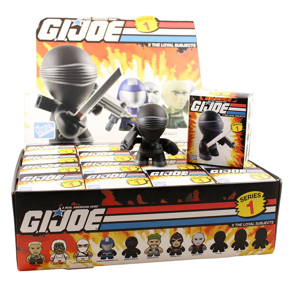 Loyal Subjects G.I. Joe Series 1 Mini Blind Box Vinyl Figure