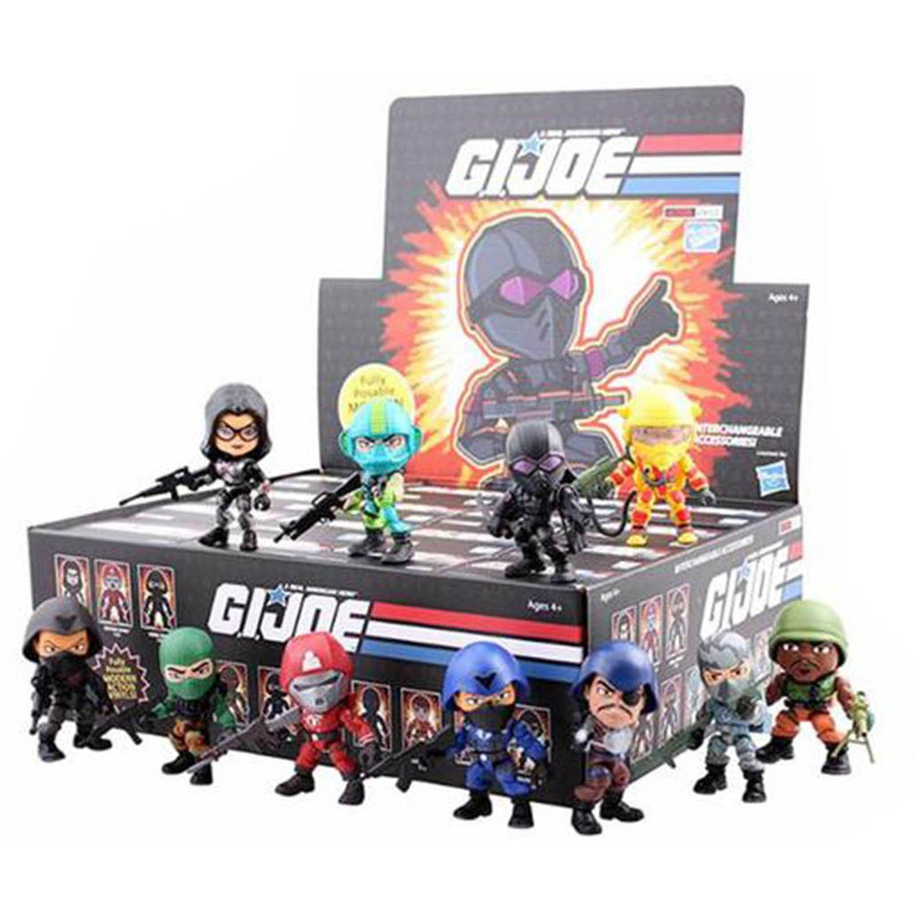 Loyal Subjects G.I. Joe Wave 2 Blind Box Vinyl Figure