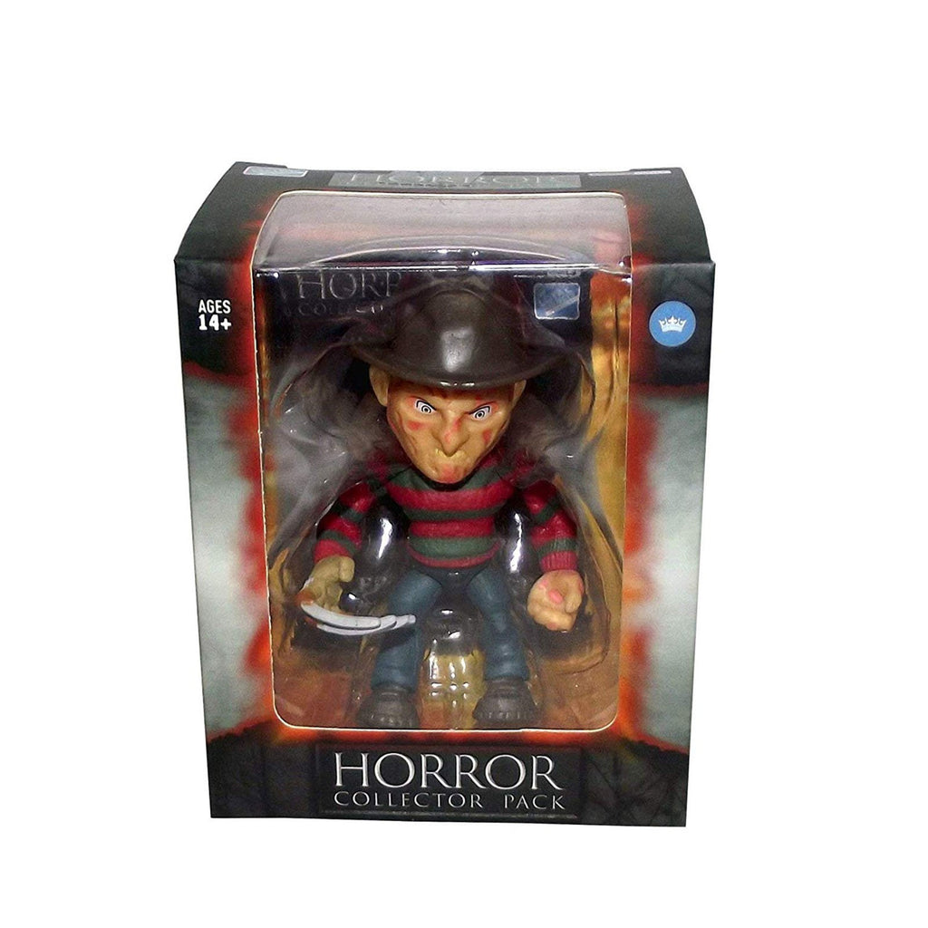 Loyal Subjects Horror Collection Freddy Krueger Mini Figure