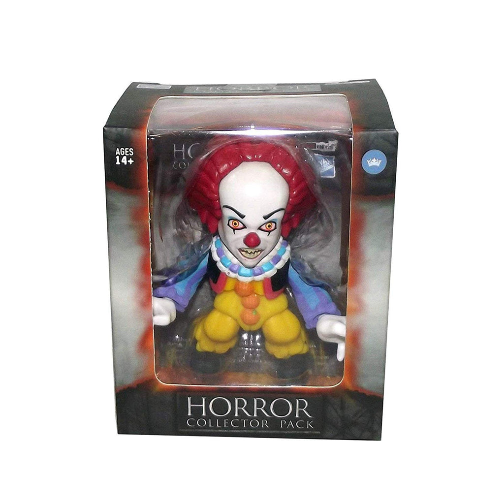Loyal Subjects Horror Collection Pennywise Fangs Mini Figure