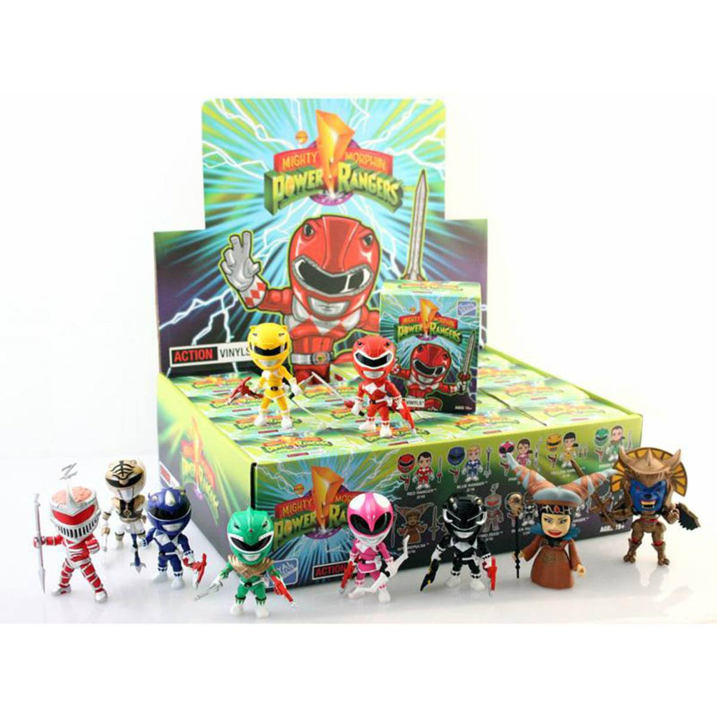 Loyal Subjects Power Rangers Blind Box Vinyl Figure