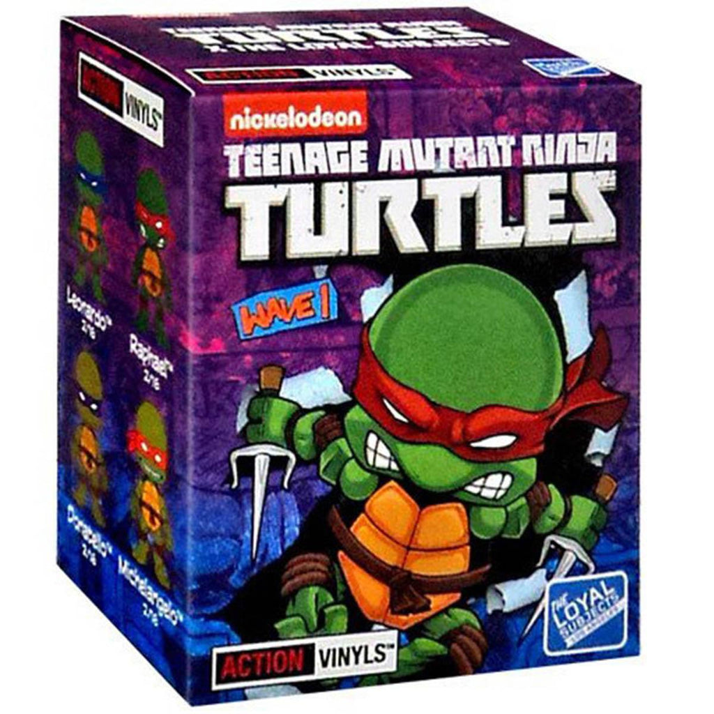 Loyal Subjects Teenage Mutant Ninja Turtles Blind Vinyl Figure