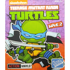 Loyal Subjects Teenage Mutant Ninja Turtles Wave 2 Blind Vinyl Figure
