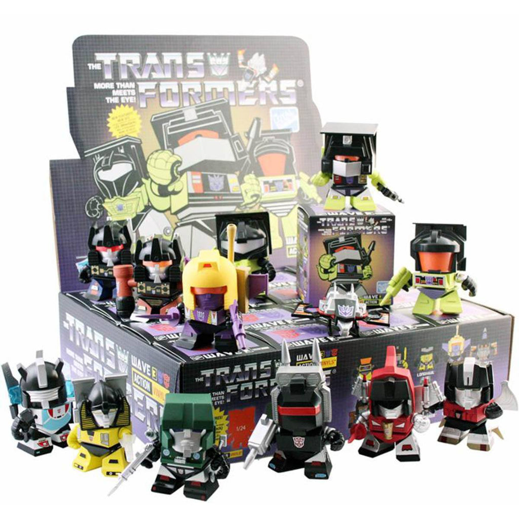 Loyal Subjects Transformers Series Three Vinyl Figure