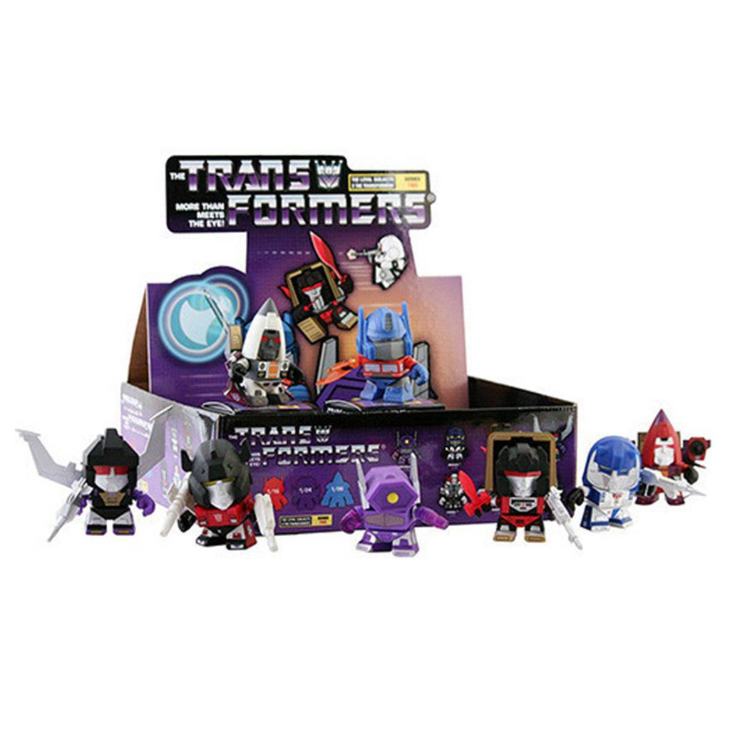 Loyal Subjects Transformers Series Two Vinyl Figure - Radar Toys