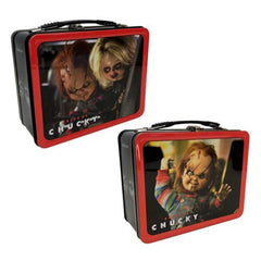 Lunch Boxes - Bride Of Chucky Lunch Tin Tote