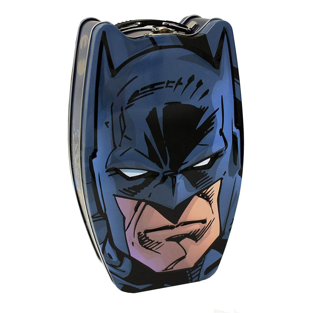 DC Batman Head Shape Carry All Tin