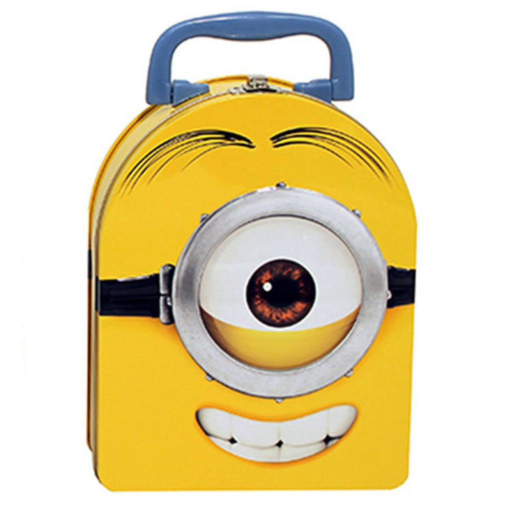 Despicable Me Arch Metal Tin Lunch Box Stewart