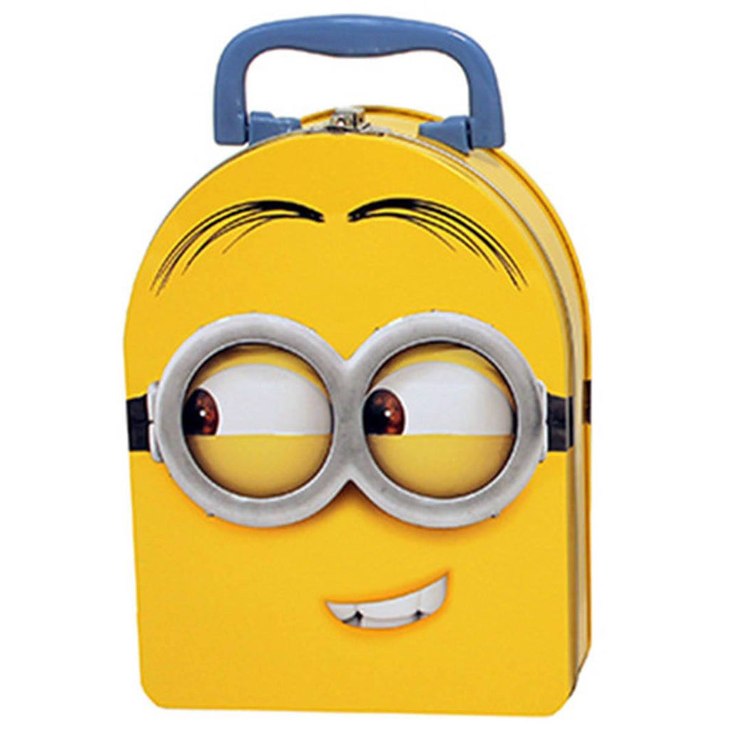 Despicable Me Arch Metal Tin Lunch Box Tom