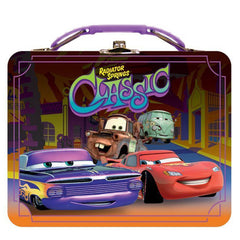 Disney Cars Metal Tin Lunch Classic - Radar Toys