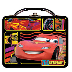 Disney Cars Metal Tin Lunch Piston Cup - Radar Toys