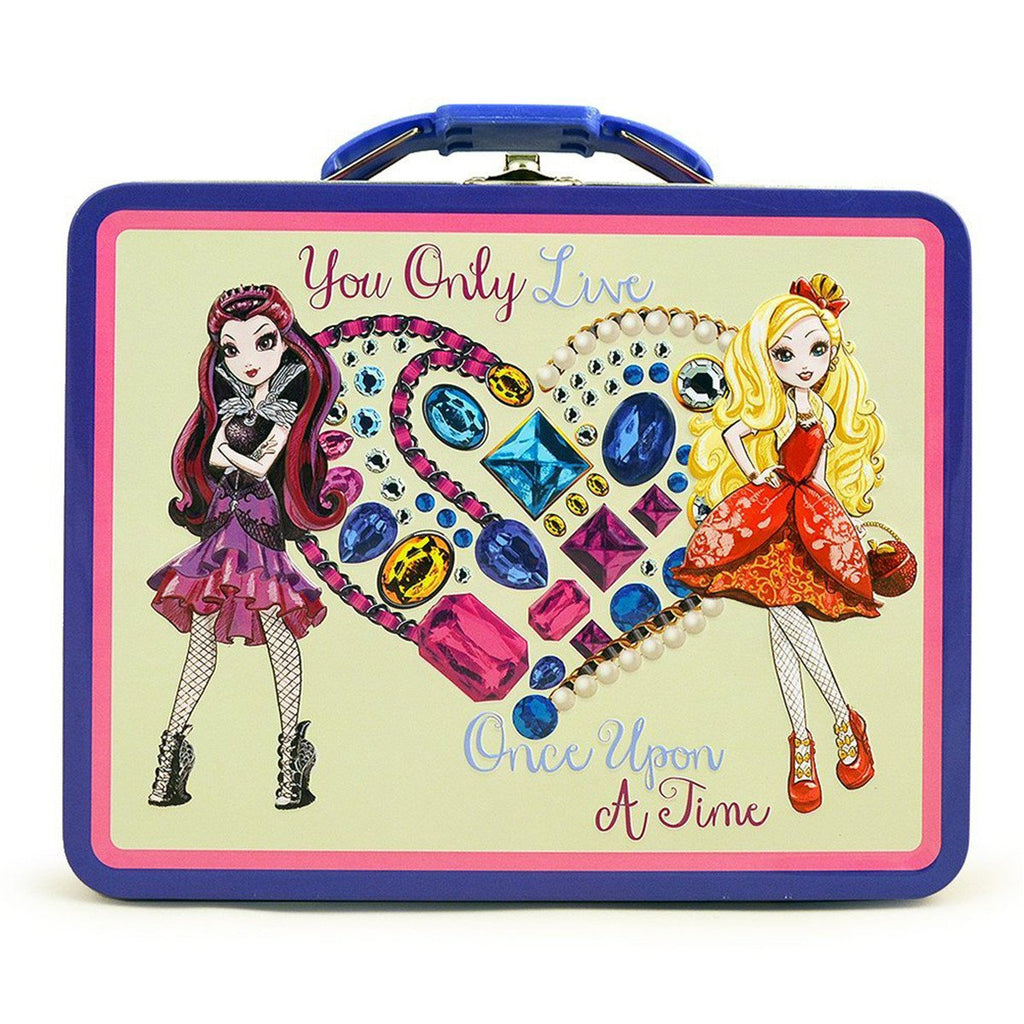 Ever After Metal Tin Lunch Box Once Upon a Time