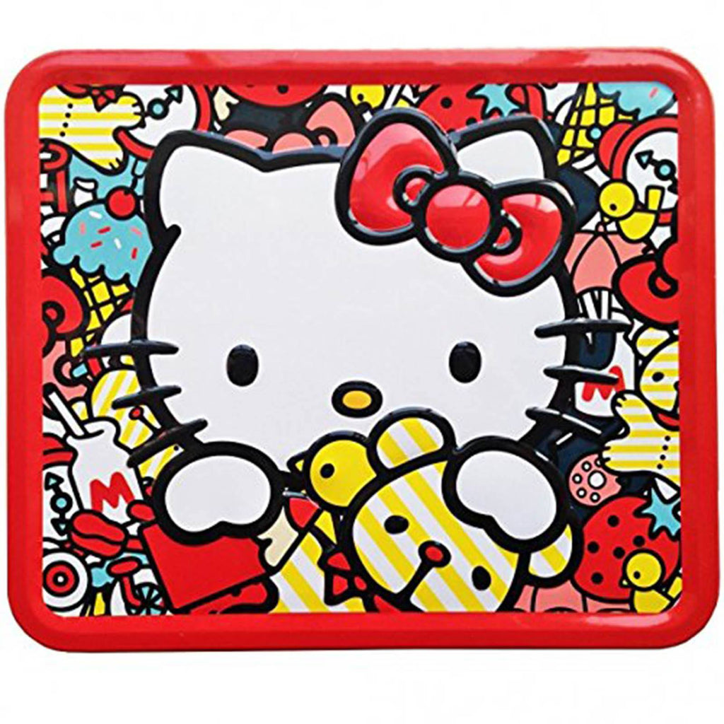 Hello Kitty Favorite Things Metal Lunch Box