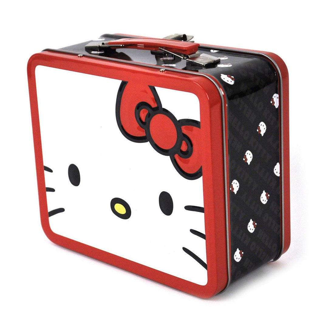 Hello Kitty White Face Lunch Box