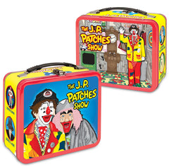 Lunch Boxes - J.P. Patches Metal Tin Lunch Box