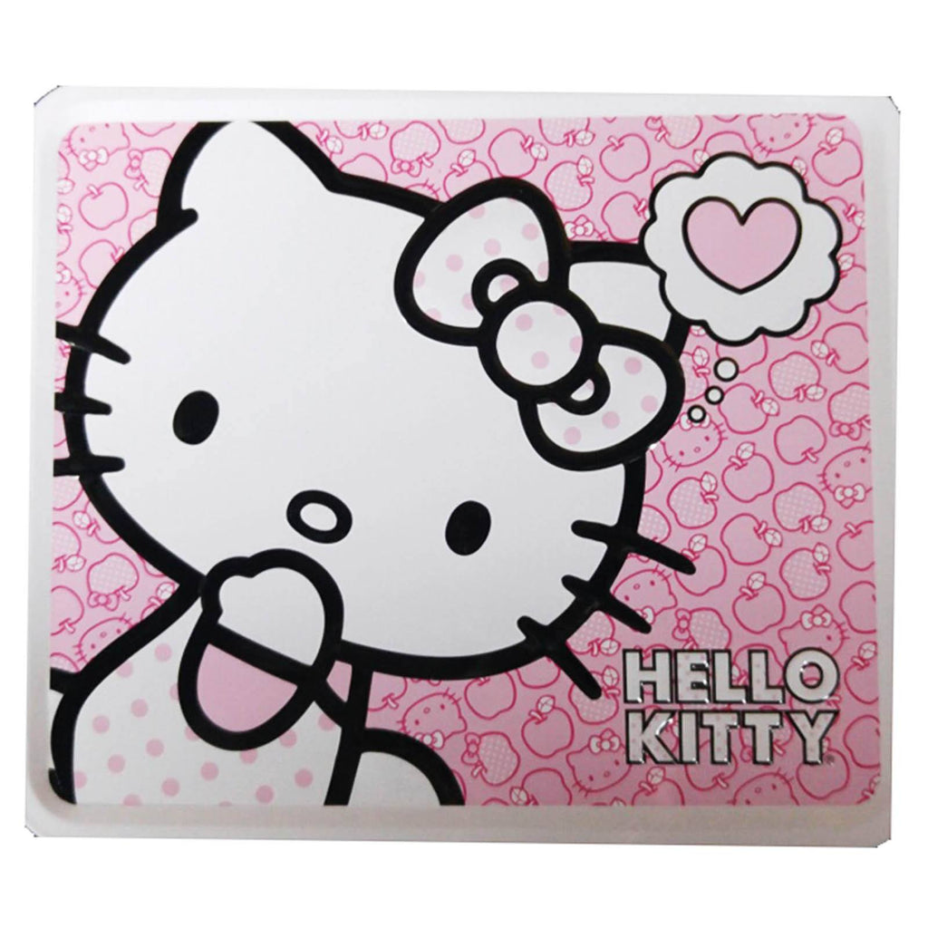 Loungefly Hello Kitty Apples Pink Metal Lunch Box