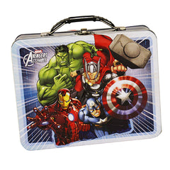 Marvel Avengers Metal Tin Lunch Box Team Up - Radar Toys