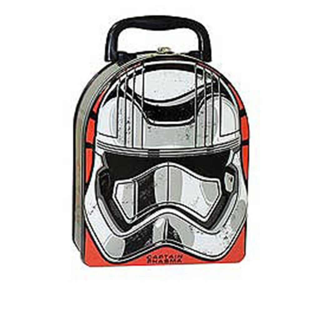 Star Wars Force Awakens Arch Metal Tin Lunch Box Captain Phasma