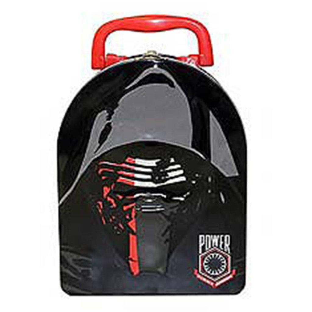 Star Wars Force Awakens Arch Metal Tin Lunch Box Kylo Ren - Radar Toys