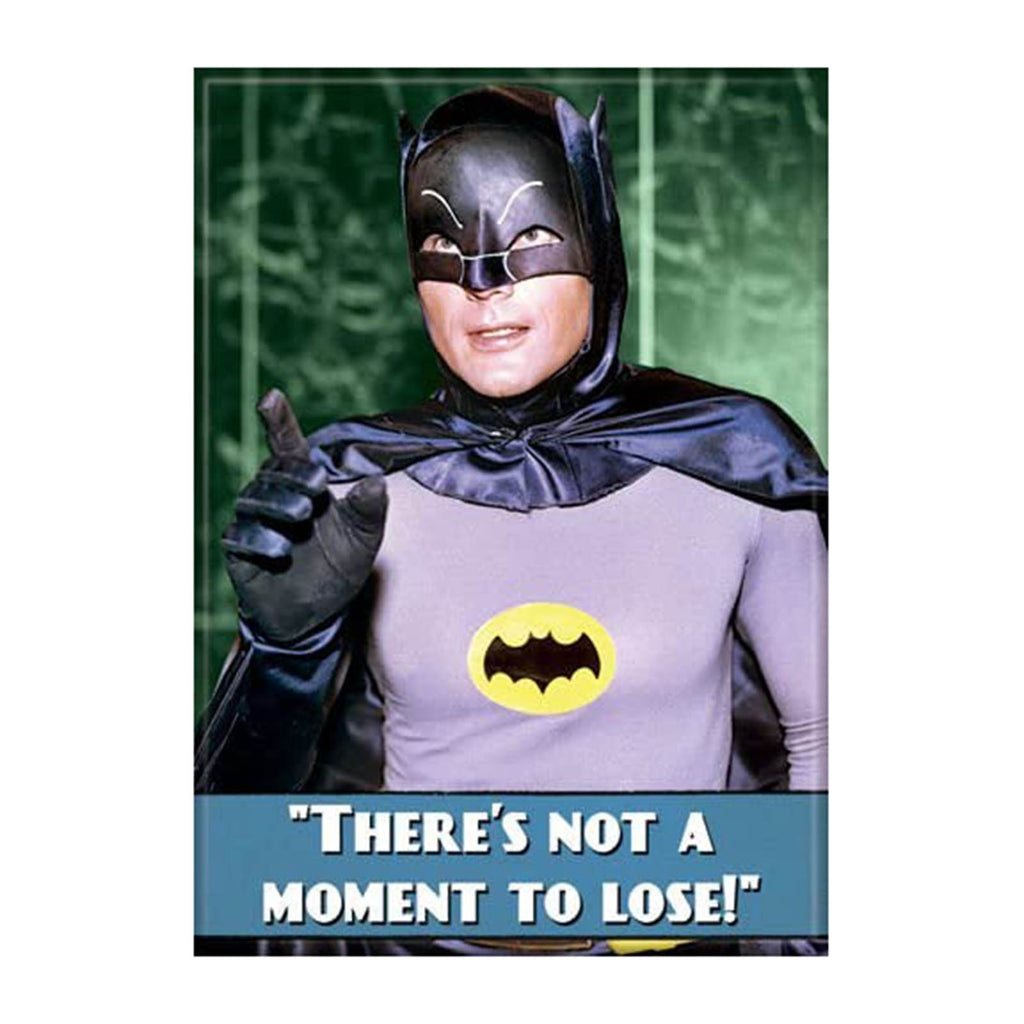 Ata-Boy Batman 60 Not A Moment To Lose Magnet