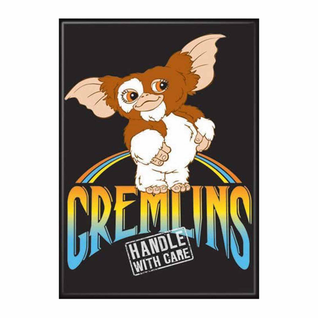 Ata-Boy Gremlins Handle With Care Magnet