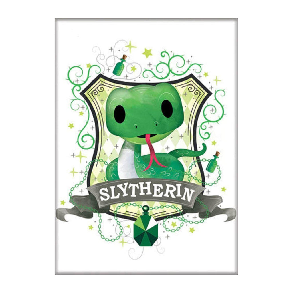 Ata-Boy Harry Potter Charms Slytherin Magnet