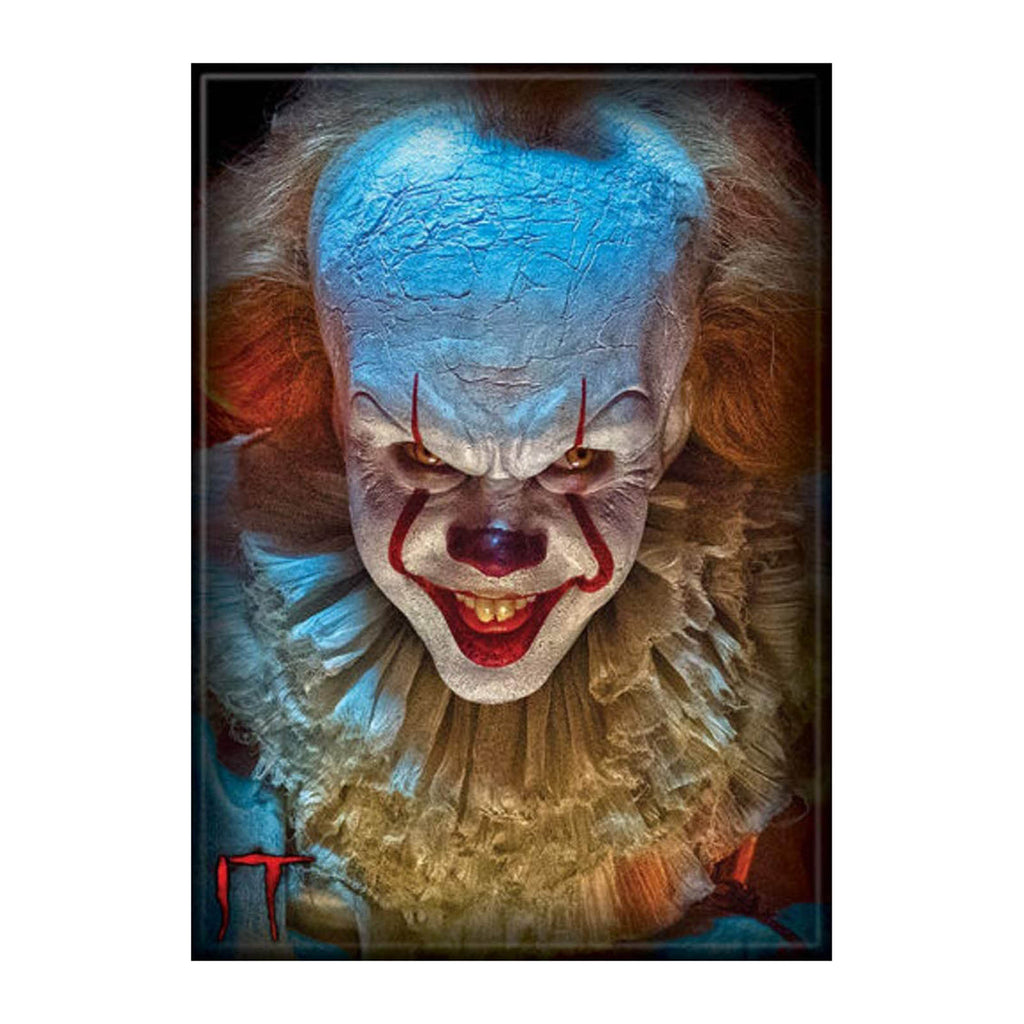 Ata-Boy IT Movie 2017 Pennywise Face Magnet