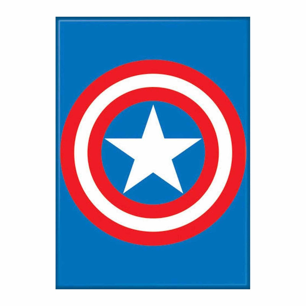 Ata-Boy Marvel Captain America Shield Logo Magnet