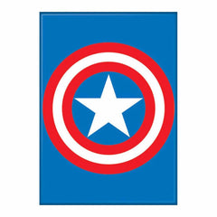Magnet - Ata-Boy Marvel Captain America Shield Logo Magnet