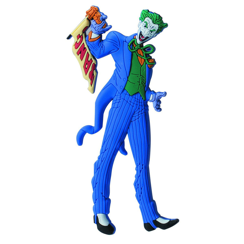 DC Comics Batman Joker Soft Touch Magnet - Radar Toys