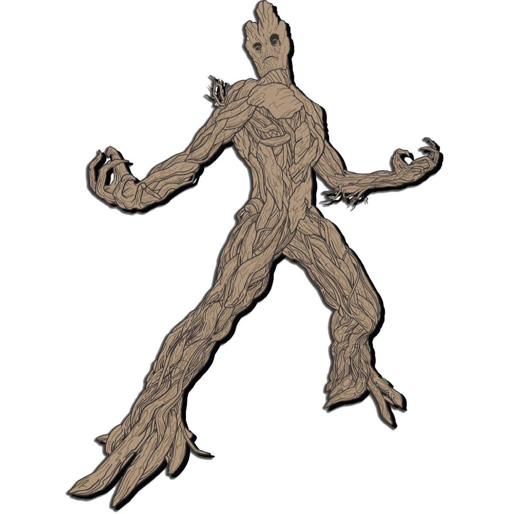 Guardians of the Galaxy Groot Soft Touch Magnet