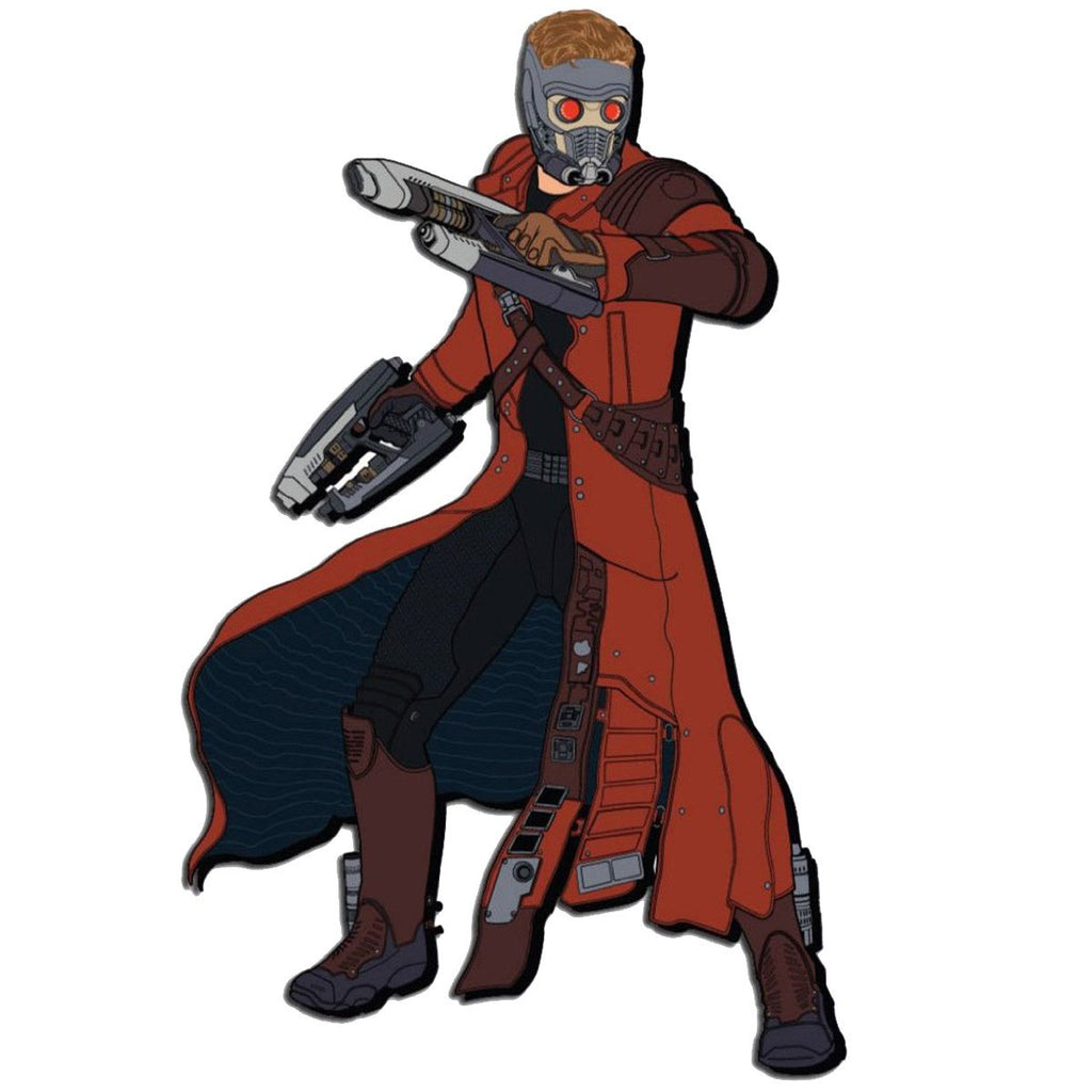 Guardians of the Galaxy Star-Lord Soft Touch Magnet