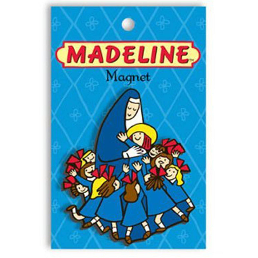 Madeline All The Kids Magnet