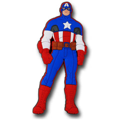 Magnet - Marvel Captain America Soft Touch Magnet