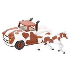 Mammal Figures - Adventure Series Wilderness Horse Classic Pick-Up Figures Playset