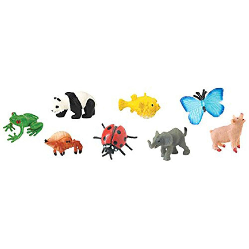 Assorted Fun Pack Mini Good Luck Figures Safari Ltd - Radar Toys