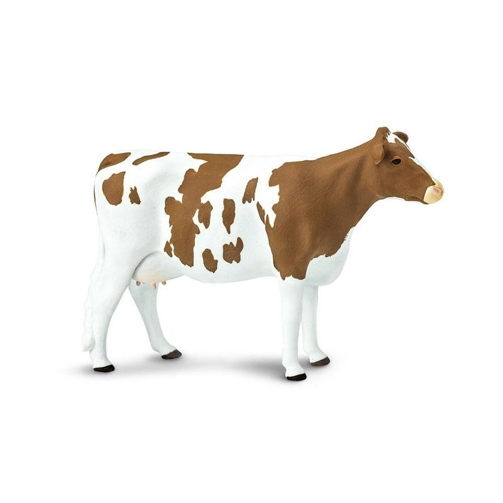 Ayrshire Cow Animal Figure Safari Ltd 162129