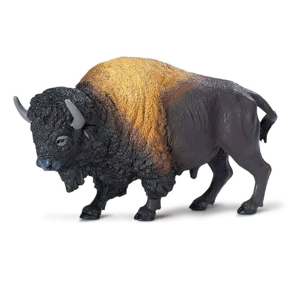 Bison North American Wildlife Figure Safari Ltd - Radar Toys