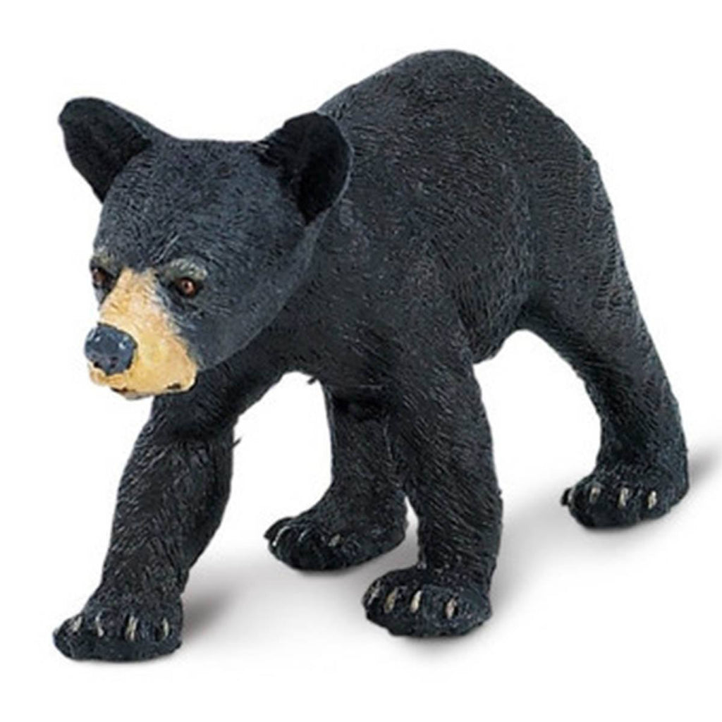 Black Bear Cub North American Wildlife Safari Ltd - Radar Toys