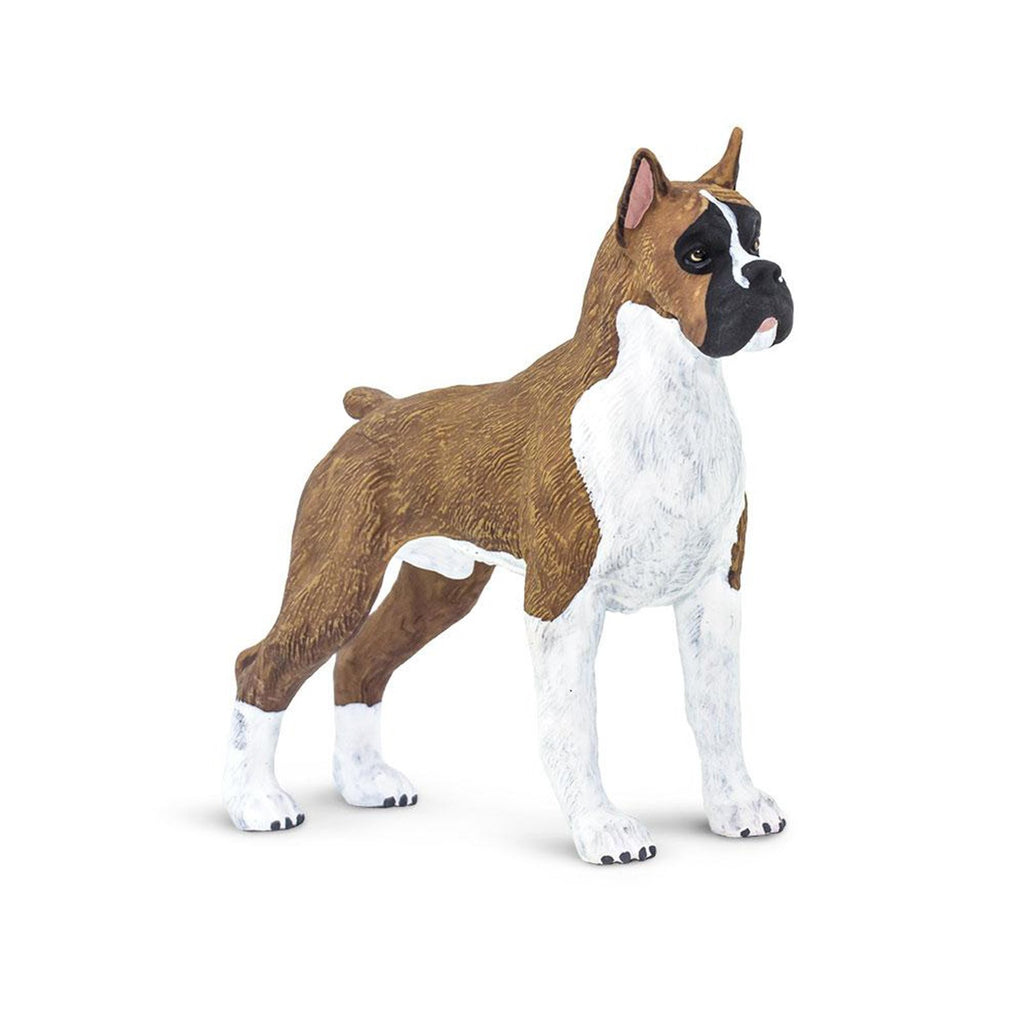 Boxer Dog Animal Figure Safari Ltd 100062