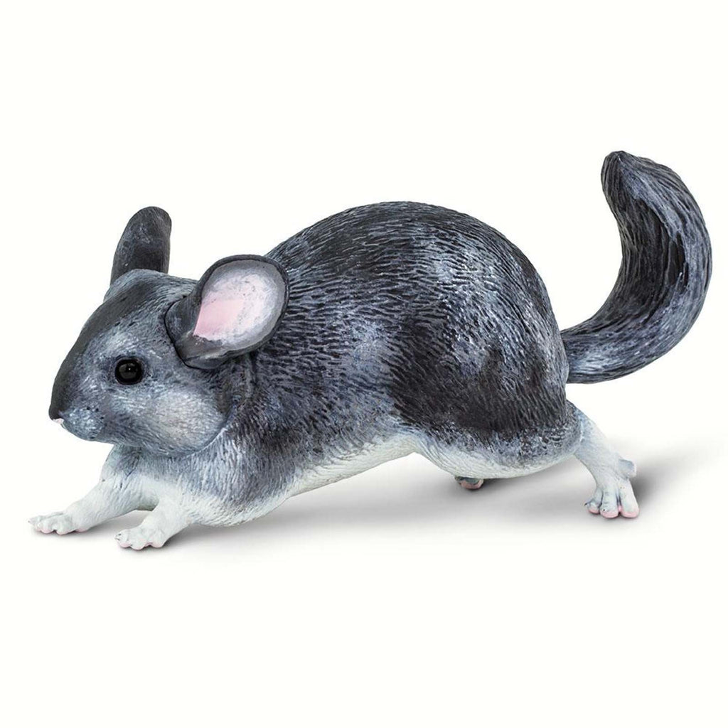 Chinchilla Incredible Creatures Animal Figure Safari Ltd 100075