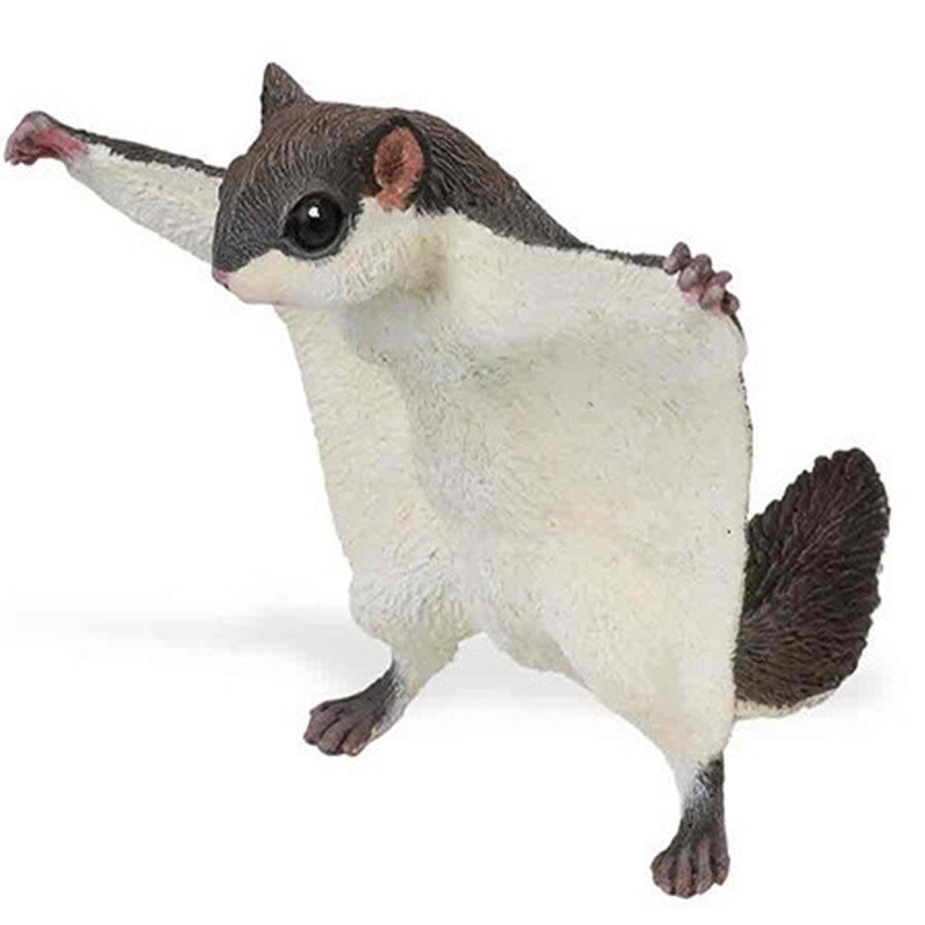 Flying Squirrel Incredible Creatures Figure Safari Ltd - Radar Toys
