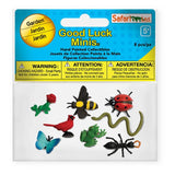 Garden Fun Pack Mini Good Luck Figures Safari Ltd - Radar Toys