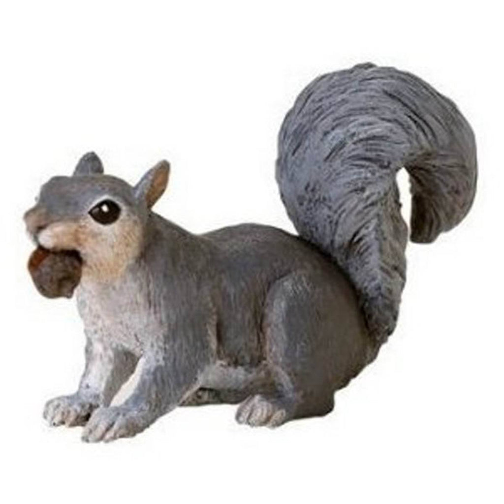 Gray Squirrel North American Wildlife Figure Safari Ltd - Radar Toys