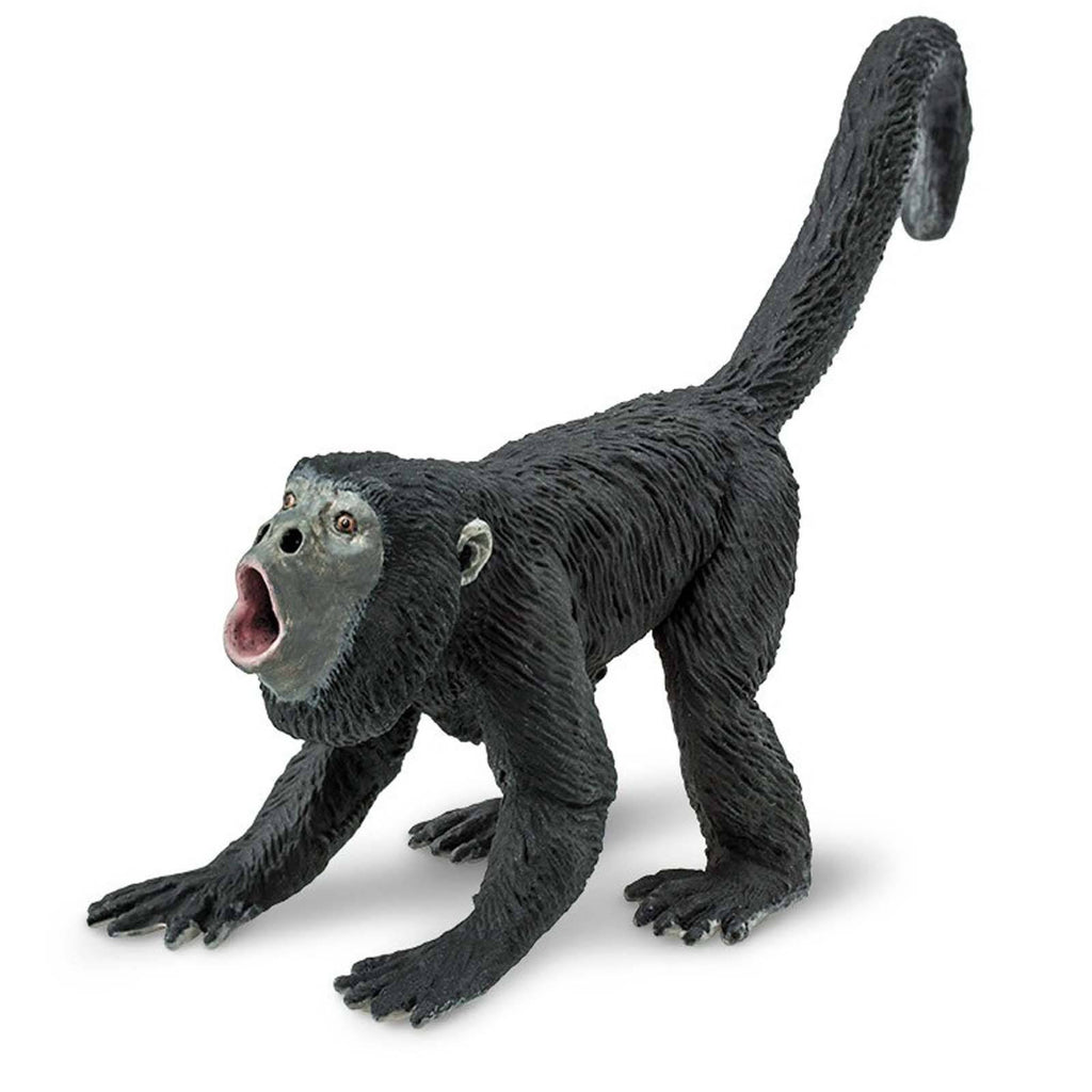 Howler Monkey Wild Safari Figure Safari Ltd