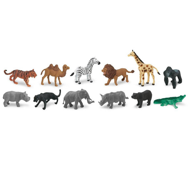 Jungle Animal Figures Kids Toys Safari Ltd Radar Toys