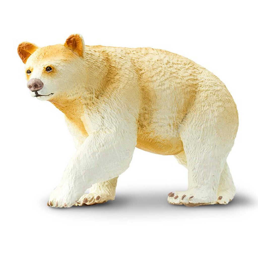 Kermode Bear Wild Safari Figure Safari Ltd