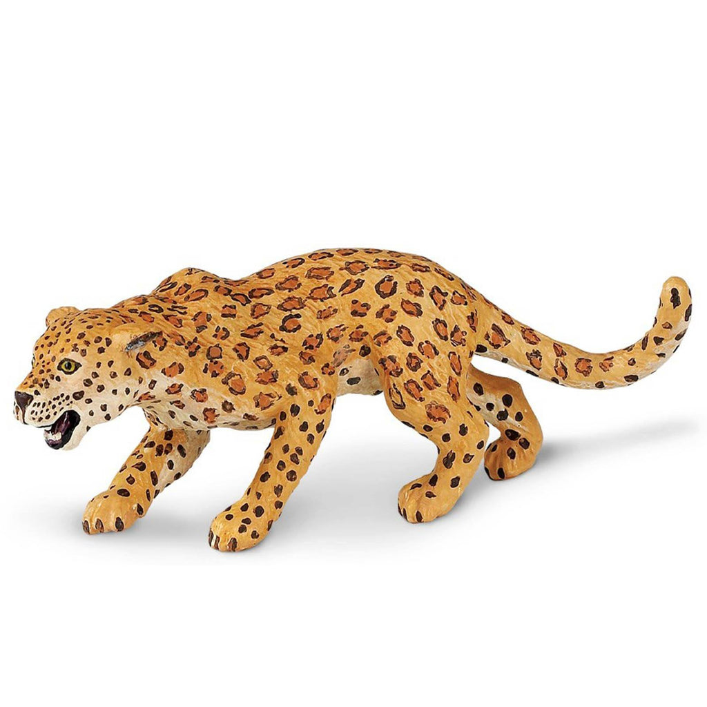 Leopard Wildlife Figure Safari Ltd - Radar Toys