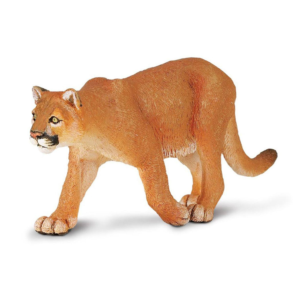 Mountain Lion North American Wildlife Figure Safari Ltd - Radar Toys
